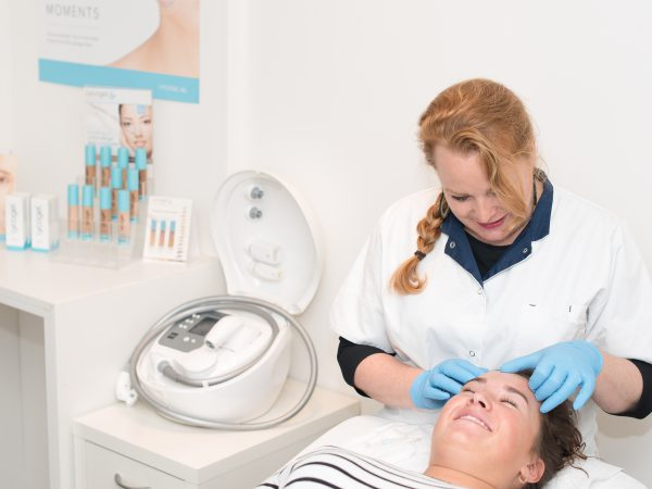Huidbehandeling bij DermaCentrum Apeldoorn